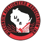 Proud member of Wisconsin Auctioneers Association